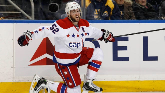 Washington Capitals defenseman Mike Green had 10 goals and 45 points during the regular season.