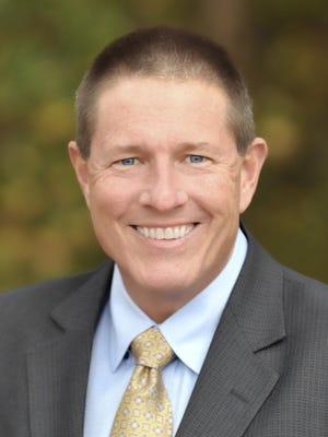 Leon County Commissioner Bryan Desloge