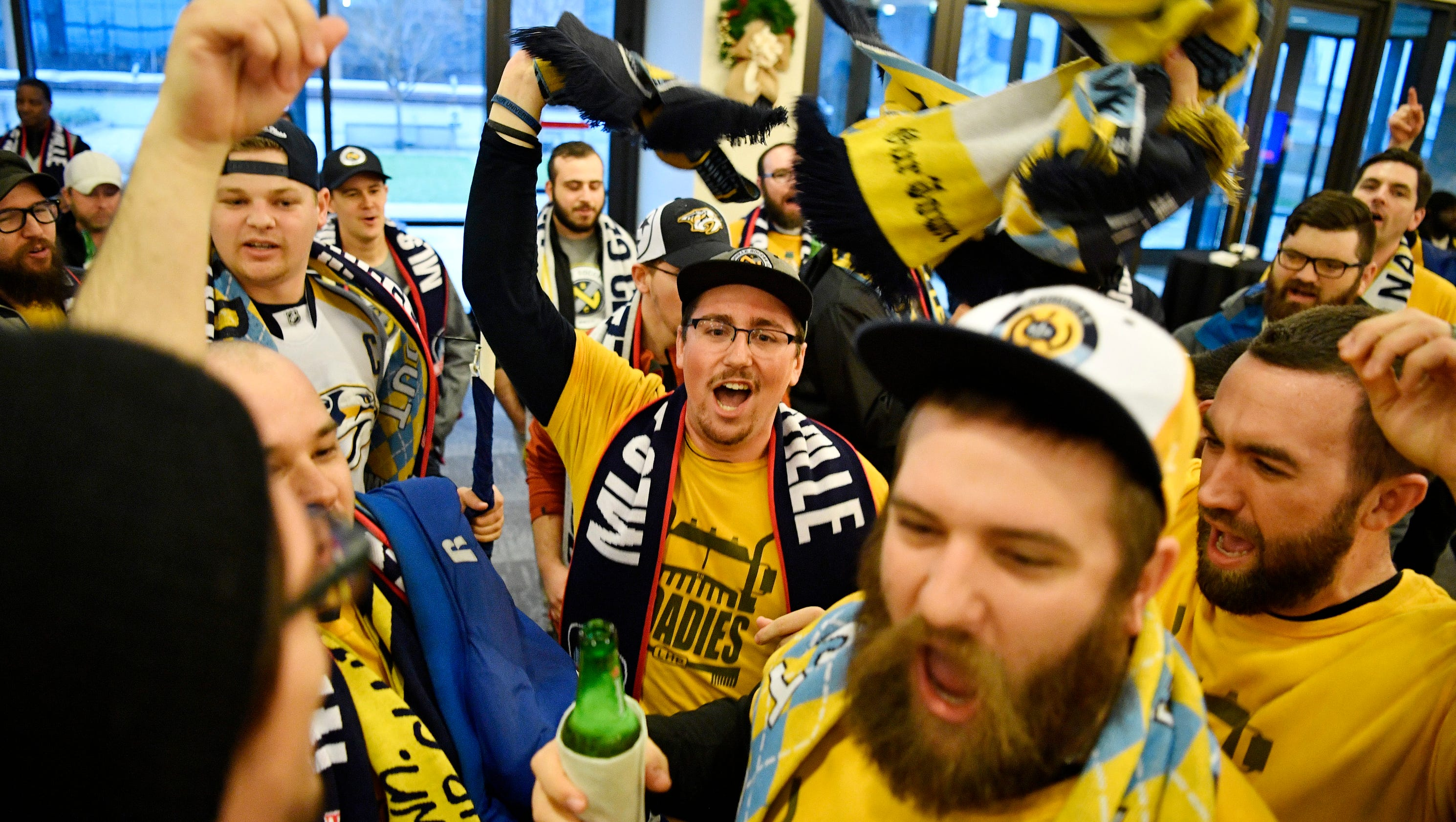 MLS expansion: MLS commissioner says Nashville a city 'we've really fallen  in love with'