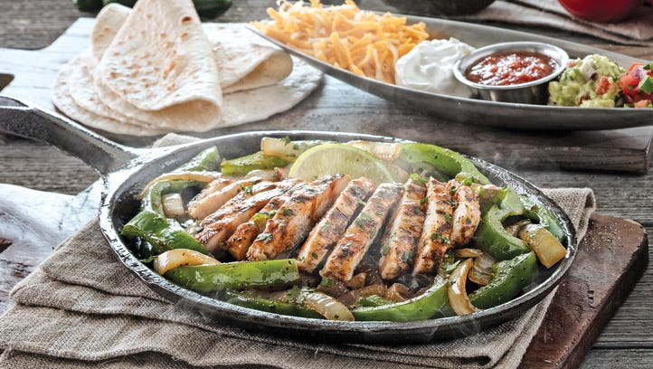 Celebrate National Fajita Day Friday with a few sizzling specials