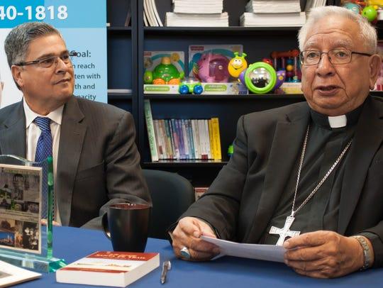 Bishop Emeritus of Las Cruces and postulator of the