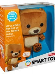 For younger children, Fisher Price has released the Smart Toy in Bear and Monkey options. The interactive toy allows children to build personalized adventures with their new companion.