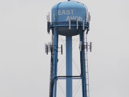 Avon water tower