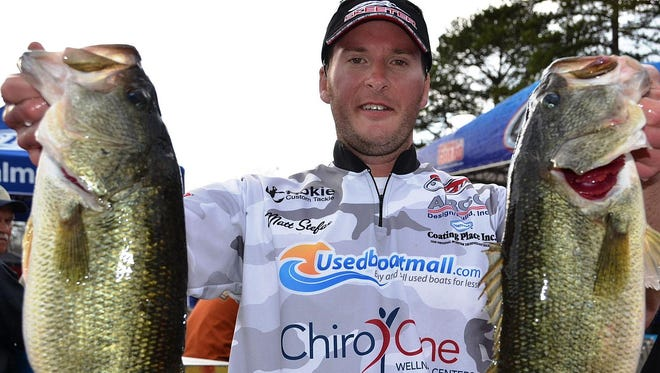 Local angler Matthew Stefan of Junction City will compete in the Forrest Wood Cup presented by Walmart Aug. 14 to 17 on Lake Murray in Columbia, S.C.