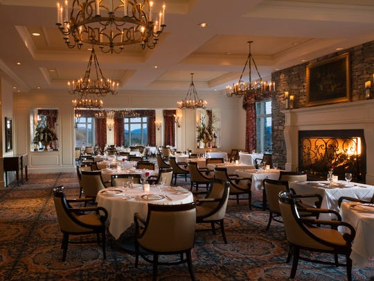 Forbes 48 Stars For Dining Room At The Inn On Biltmore Estate Cool The Dining Room Biltmore Model