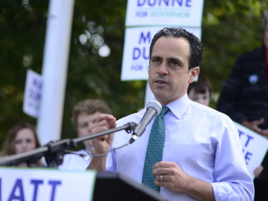 Matt Dunne launches his Democratic bid for Vermont