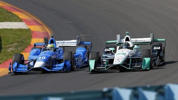 Pagenaud, Power to fight for IndyCar title at Sonoma