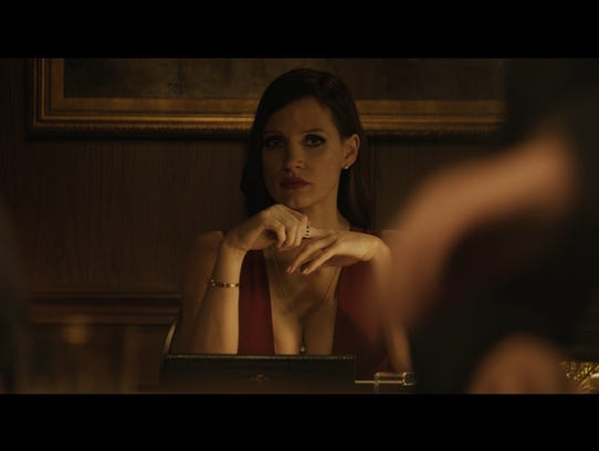 To play Molly Bloom, Jessica Chastain went all-in on