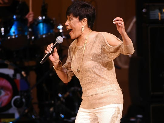Bettye Lavette will perform Saturday at the Halloran Centre.
