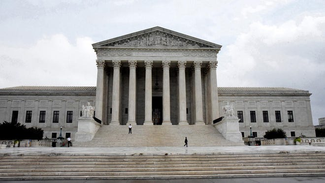 The Supreme Court of the United States in Washington, D.C., on September 25, 2018. (Olivier Douliery/Abaca Press/TNS)