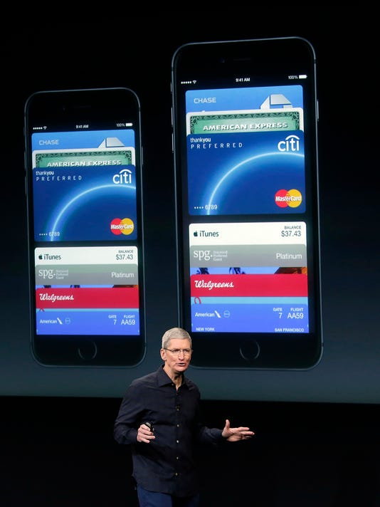 Apple Pay launches today: Here's how to use it