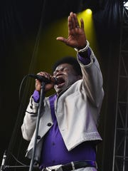 Charles Bradley at Auditorium Shores on March 19, 2015
