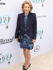 Shari Redstone attends The Hollywood Reporter's Annual Women in Entertainment Breakfast in Los Angeles on December 7, 2016 where she was honored as executive of the year.