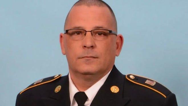 Sgt. 1st Class Mark Boner of Fort Wayne