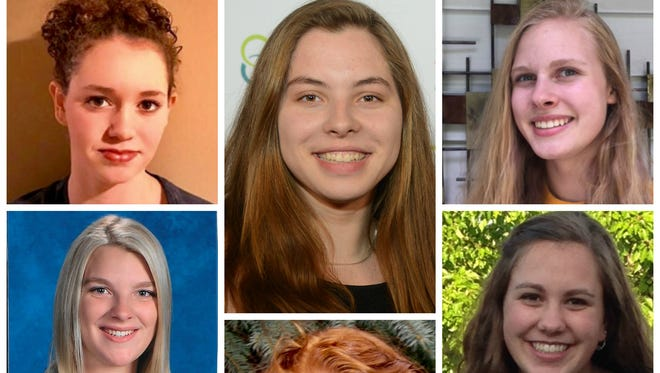 Here is a look at the LSJ girls water polo Dream Team.