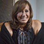 """My Journey,"" a memoir by fashion designer Donna Karan."