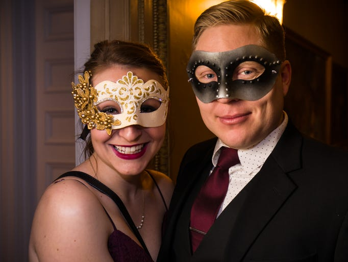 The Roberson Museum and Science Center held Masquerade