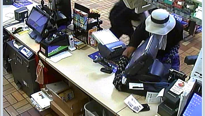 Greenville County deputies asking the public for help in identifying robbery suspects.