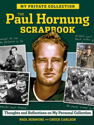 Paul Hornung's new book offers fans a look at some of his most prized memorabilia.