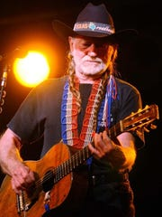 Willie Nelson is pictured here performing on April 6, 2004 at what was then Rabb's Steakhouse.
