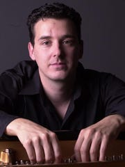 Pianist Stefan Petrov of Bulgaria is a member of the piano faculty at the Heifetz Institute.