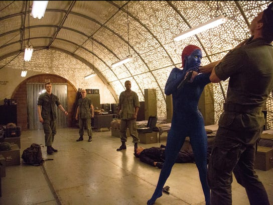 Film Review X-Men Days of Future Past (2)