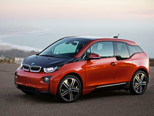 BMW i3 – BMW became a leader in alternative power and
