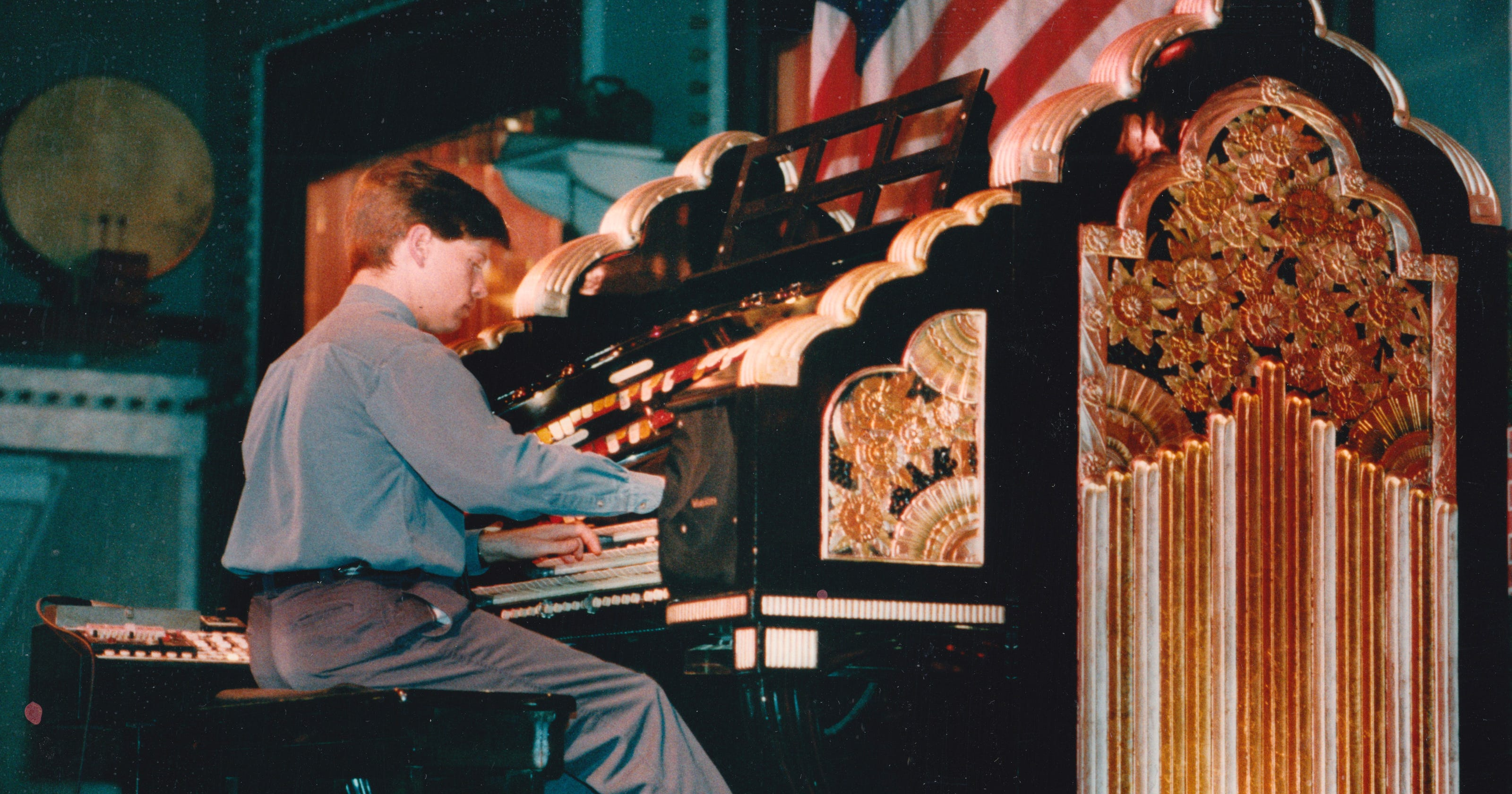 Whatever happened to: The Paramount Music Palace organ