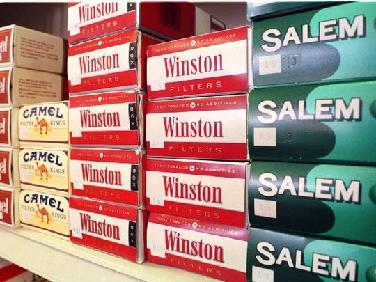 Cigarettes will cost Vermont smokers 13 cents more per pack beginning Tuesday.