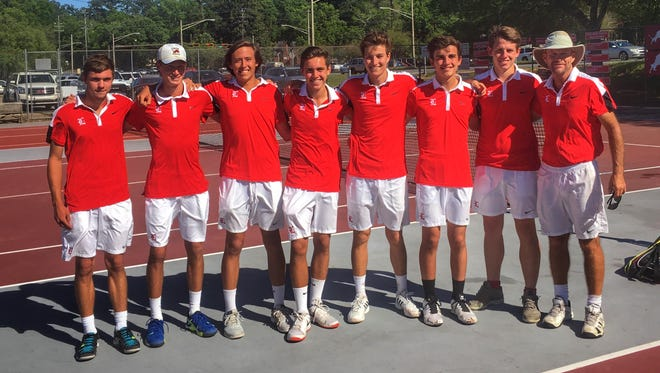 The Leon boys tennis team won another regional championship on Friday, marking the fourth straight year the Lions have advanced to the state tournament. Leon was Class 3A state runner-up last year.
