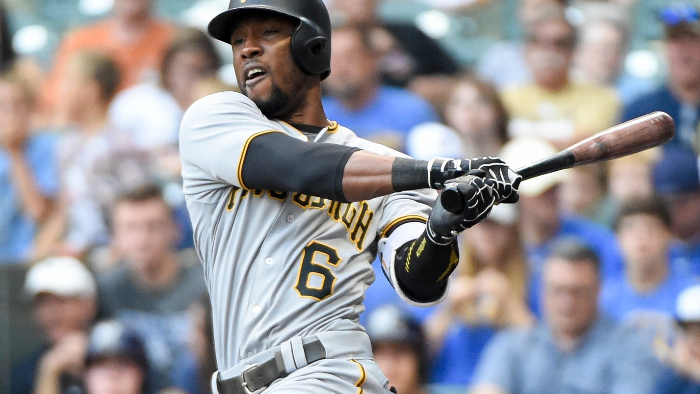 Pirates OF Starling Marte humbled in return from suspension