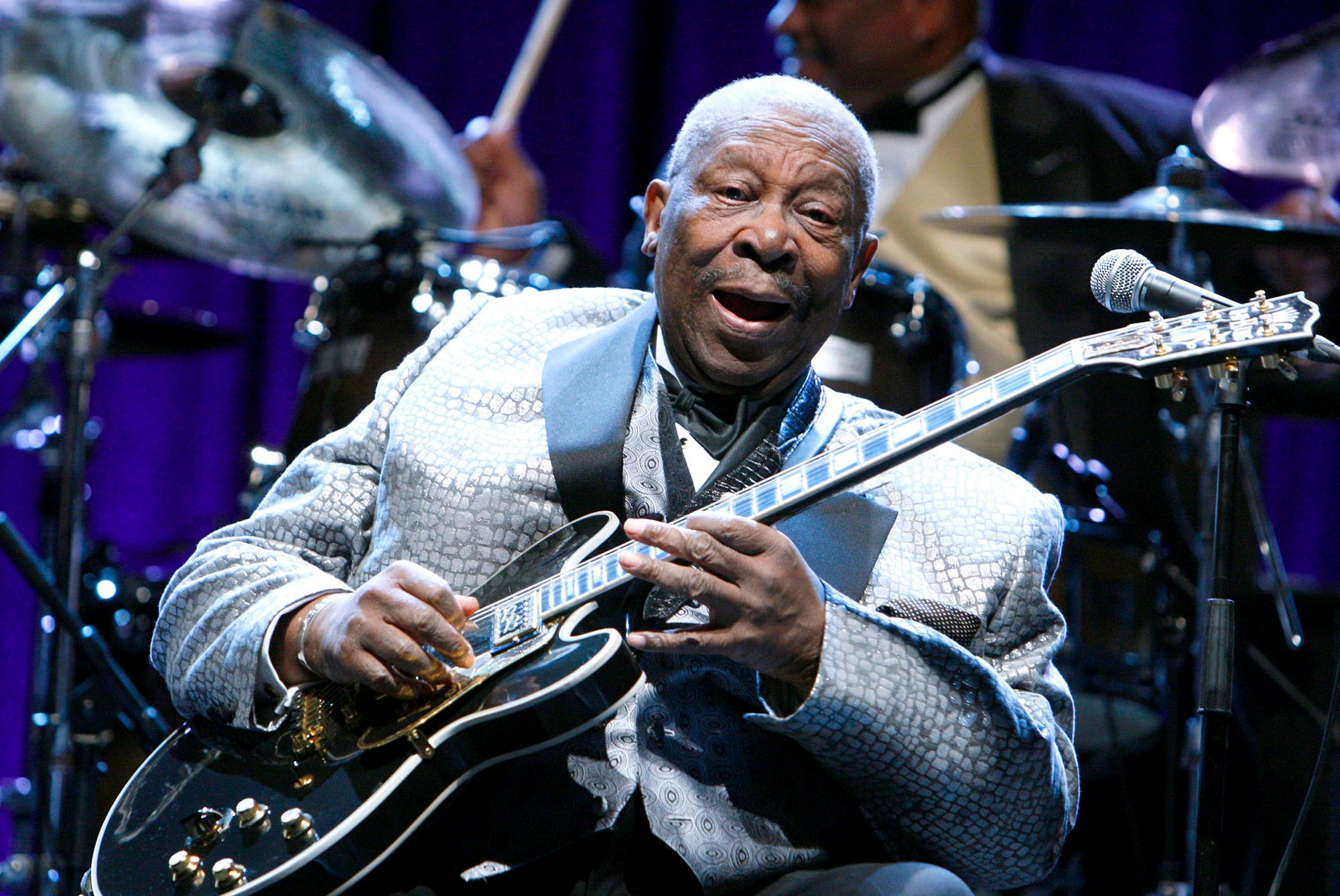 bb king lucille