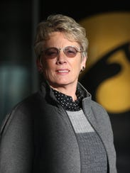 Barbara Burke, University of Iowa's deputy director