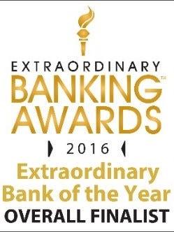 Extraordinary Banking Awards 2016
