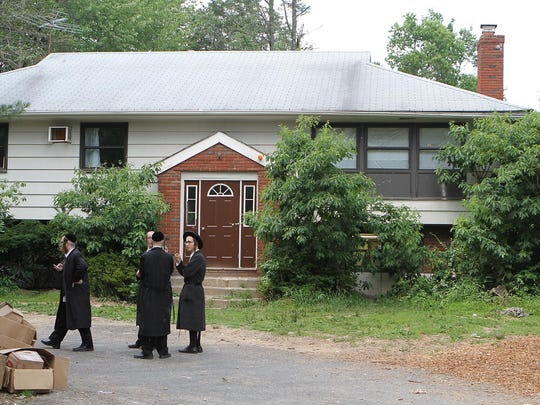 A house at 50A Carlton Road, in Ramapo, being used
