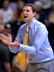 Will Wade was suspended Friday.