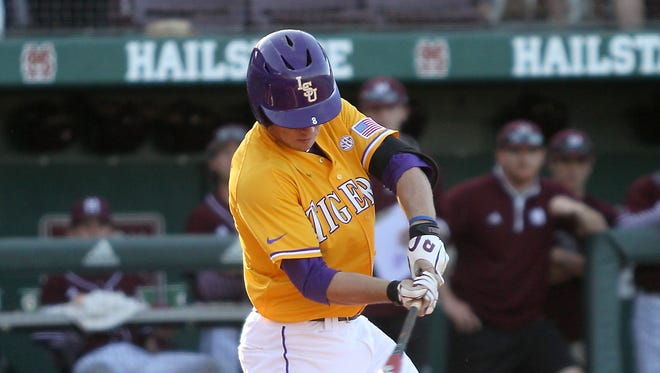Junior shortstop Alex Bregman leads an LSU offense that ranks third nationally in batting average and tops the Southeastern Conference in doubles, triples and stolen bases.
