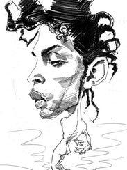 Prince by Chris Ellis