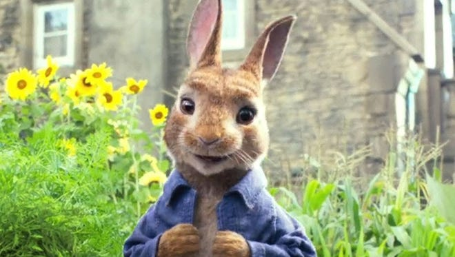 "If like Sir Mix-a-Lot you don't want none unless it's got buns, hon, you should be mighty hoppy, er, happy about ""Peter Rabbit."""