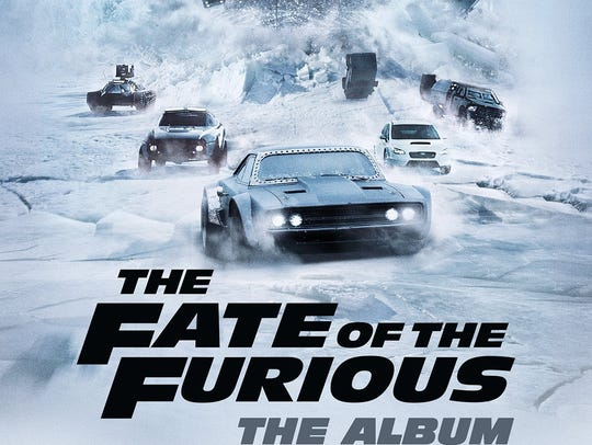 The Fate of the Furious: The Album, Soundtrack