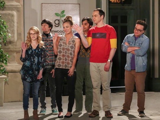 'The Big Bang Theory' gang is almost all there in the
