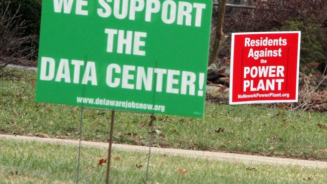 An independent environmental expert said the The Data Centers LLC proposed facility will be relatively clean, but will not be a green because it does not use renewable energy sources.
