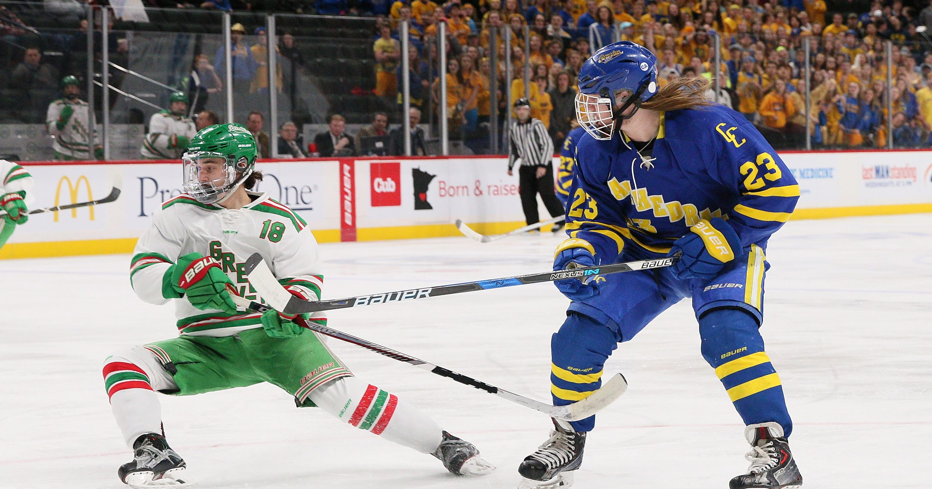 Cathedral braces for No  1 Hermantown