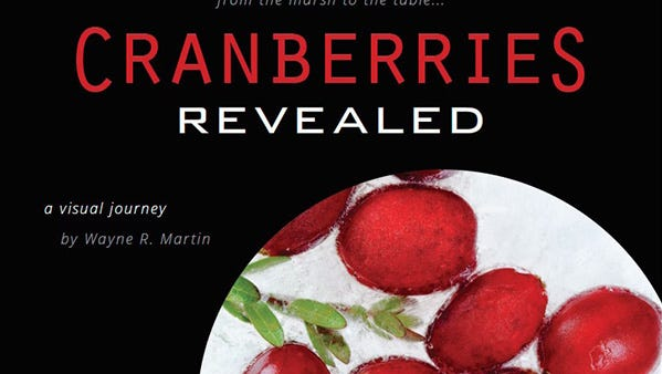 """The book cover of """"Cranberries Revealed"""""""