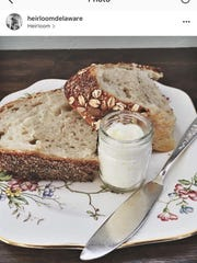 Heirloom's Instagram is full of daily specials, menu changes, hand-crafted cocktails and signature items like the restaurant's famous sour dough bread.