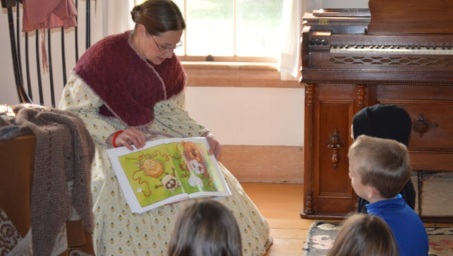 """At """"Cozy Quilts Story and Activity Time,"""" families will enjoy a story and create a craft as they learn tales about quilts and coverlets from Wisconsin's past."""