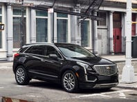 Cadillac XT5 SUV, Fiat Spider to star at L.A. auto show