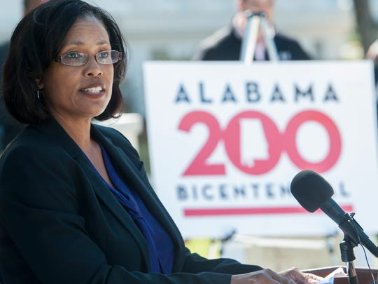 Anita Archie, Montgomery Mayor Todd Strange's chief of staff, has stepped down after receiving an opportunity to work for ADECA.