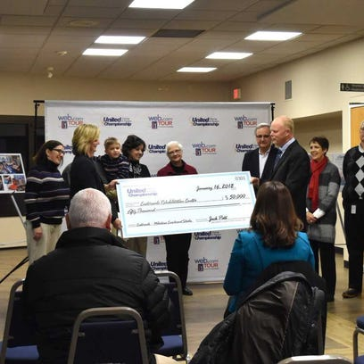 ULFC announces $50,000 grant to Easterseals Rehabilitation Center