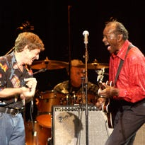 Bob Baldori meets Chuck Berry and friendship lasts 50 years